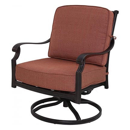 St. Cruz Swivel Rocker Lounge Chair