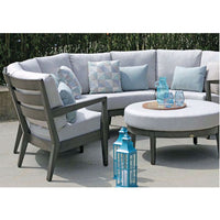 Lucia Curved Outdoor Sectional - Skylar's Home and Patio