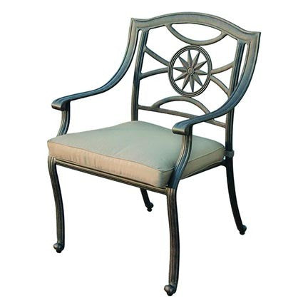 Ten Star Dining Chair - Skylar's Home and Patio
