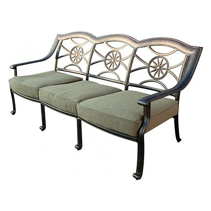 Ten Star Deep Seating Sofa - Skylar's Home and Patio