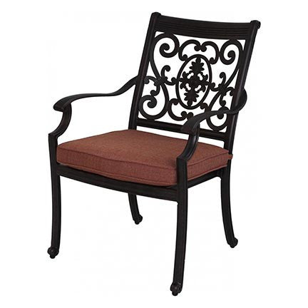 St. Cruz Dining Chair - Skylar's Home and Patio