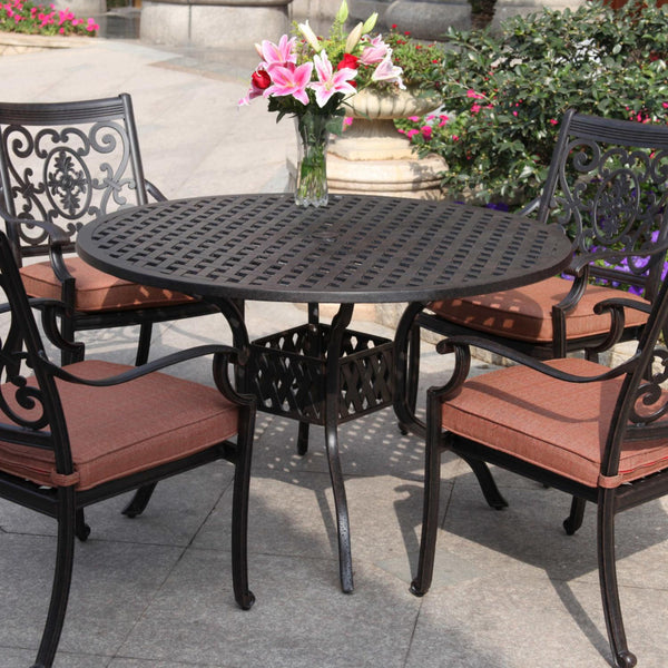 St. Cruz Dining Set (4pc)
