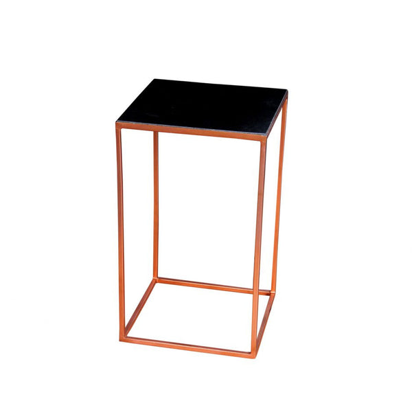 Bellamy Accent Table Black - Skylar's Home and Patio