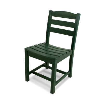 POLYWOOD® La Casa Café Dining Side Chair - Skylar's Home and Patio