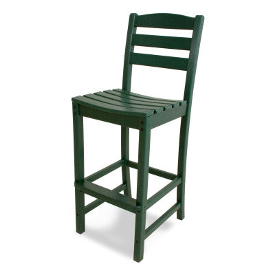 POLYWOOD® La Casa Café Bar Side Chair - Skylar's Home and Patio