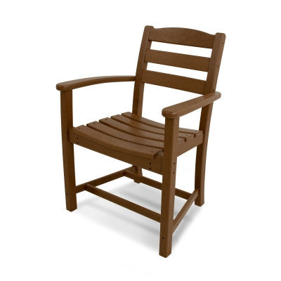 POLYWOOD® La Casa Café Dining Arm Chair - Skylar's Home and Patio