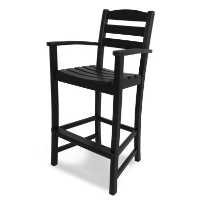 POLYWOOD® La Casa Café Bar Arm Chair - Skylar's Home and Patio