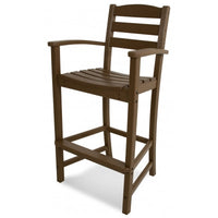 POLYWOOD® La Casa Café Bar Arm Chair