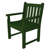 POLYWOOD® Traditional Garden Arm Chair