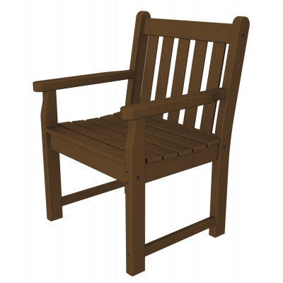 POLYWOOD® Traditional Garden Arm Chair - Skylar's Home and Patio