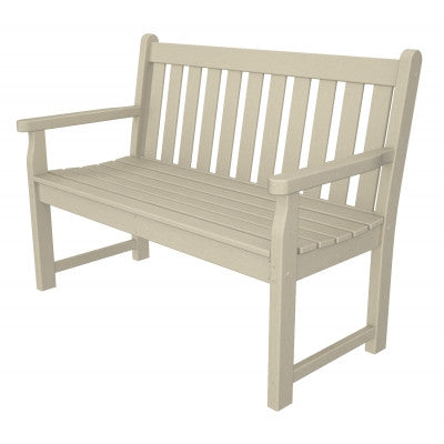 "POLYWOOD® Traditional Garden 48"" Bench - Skylar's Home and Patio"