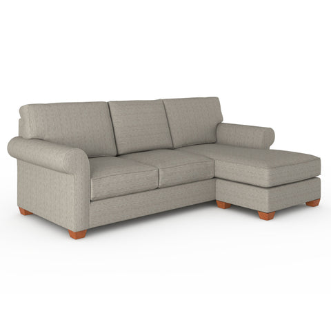 Tess Sofa w/ Reversible Chaise - Skylar's Home and Patio