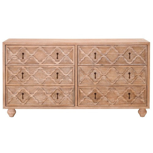 Trellis Double Dresser - Skylar's Home and Patio