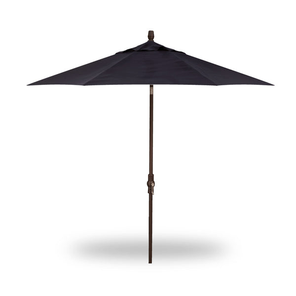 9' Push Button Tilt Market Umbrella - Octagon