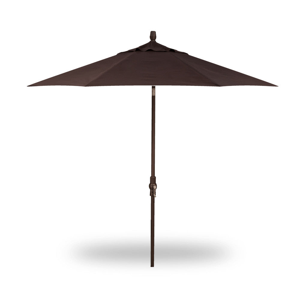 9' Push Button Tilt Market Umbrella - Octagon - Skylar's Home and Patio