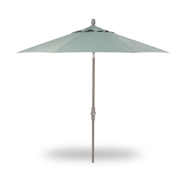 9′ Collar Tilt Market Umbrella - Octagon