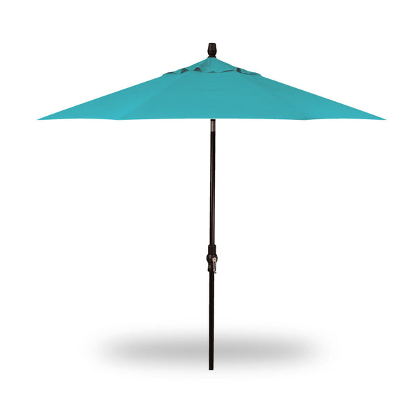 9′ Starlight Collar Tilt Market Umbrella - Octagon