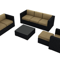 Urbana 5 Pc. Sofa Set