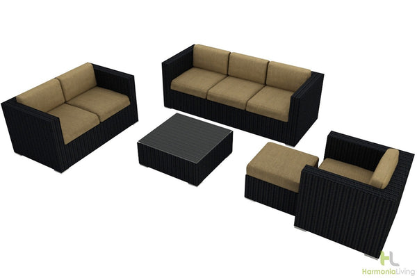 Urbana 5 Pc. Sofa Set - Skylar's Home and Patio