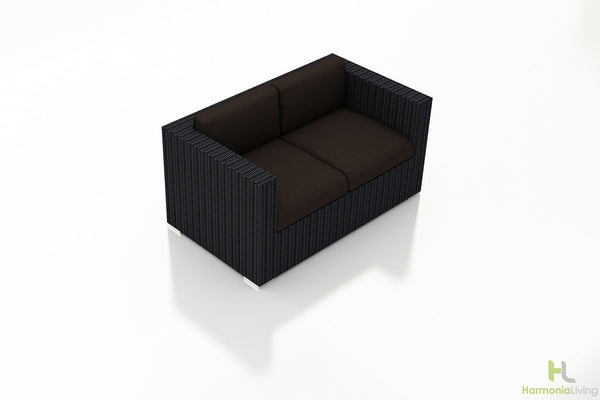 Urbana Coffee Bean Loveseat