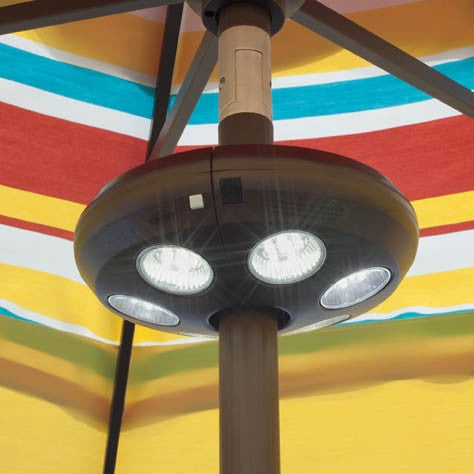 Vega Umbrella Light - Skylar's Home and Patio