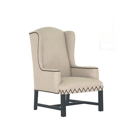 Wellington Wing Chair - Skylar's Home and Patio