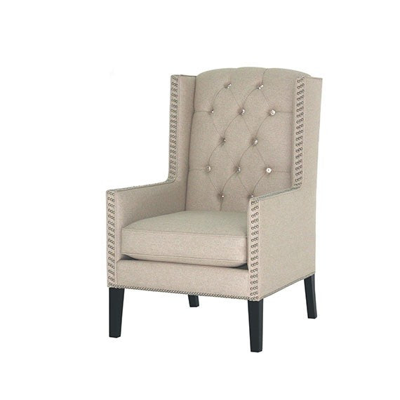 Whitney Wing Chair - Skylar's Home and Patio
