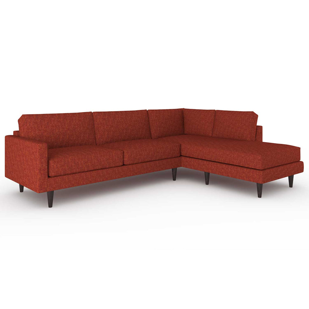 Wright 2 Piece Sectional
