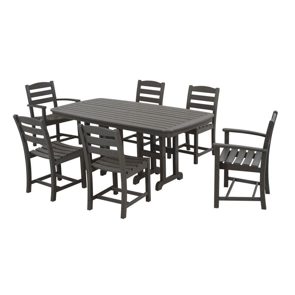 Polywood La Casa 7 pc. Dining Set - Skylar's Home and Patio