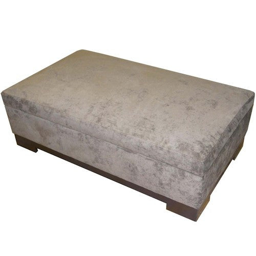 Burton Storage Ottoman - Skylar's Home and Patio