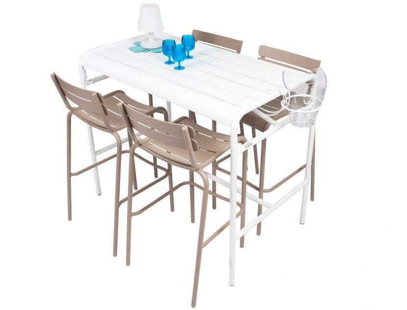 Luxembourg High Table by Fermob - Skylar's Home and Patio