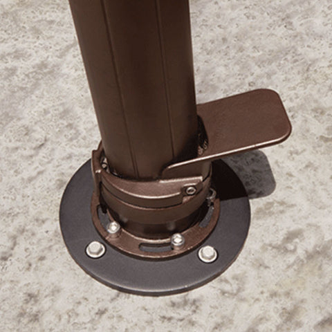 AKZ Concrete Mount Kit Umbrella Base - Skylar's Home and Patio