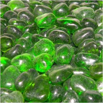 Jade Green Eco Glass - Skylar's Home and Patio
