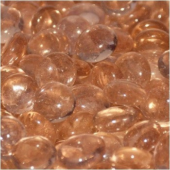 Apricot Firebeads - Skylar's Home and Patio