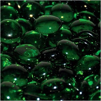 Emerald Green Firebeads - Skylar's Home and Patio