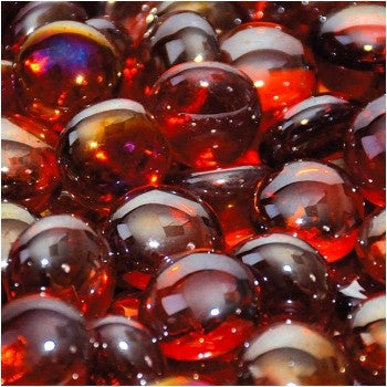 Sangria Luster Firebeads - Skylar's Home and Patio