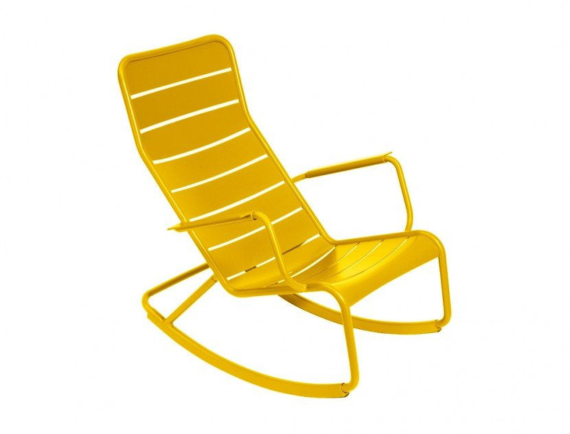Luxembourg Rocking Chair by Fermob - Skylar's Home and Patio