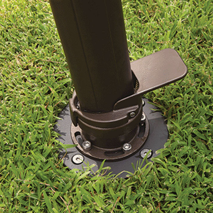 AKZ In-Ground Mount Kit Umbrella Base - Skylar's Home and Patio