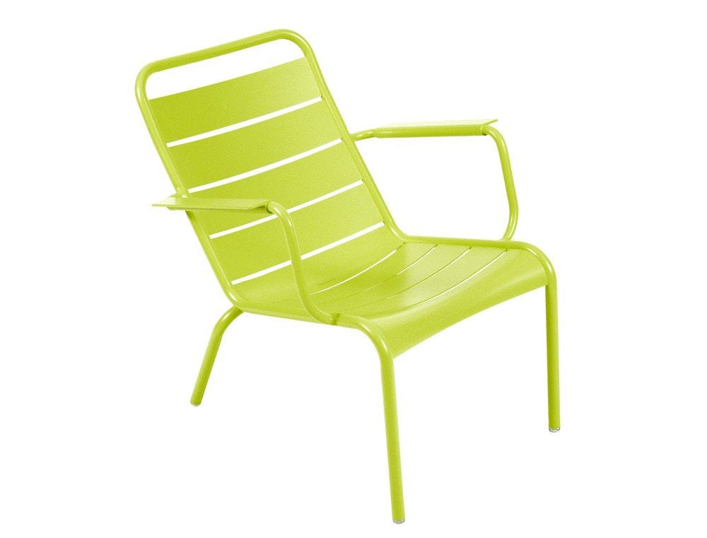 Luxembourg Low Arm Chair by Fermob - Skylar's Home and Patio