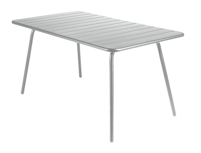 "Luxembourg 56""x32"" Knockdown Table by Fermob"