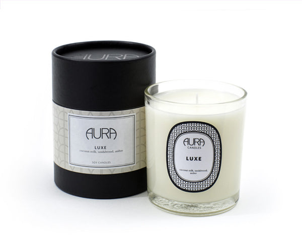 Luxe 10oz Home Candle