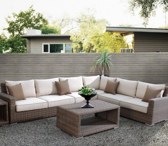 Coronado Sectional - Skylar's Home and Patio