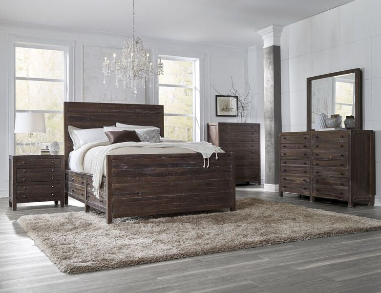 Geena Bedroom Collection Combo Set - Skylar's Home and Patio