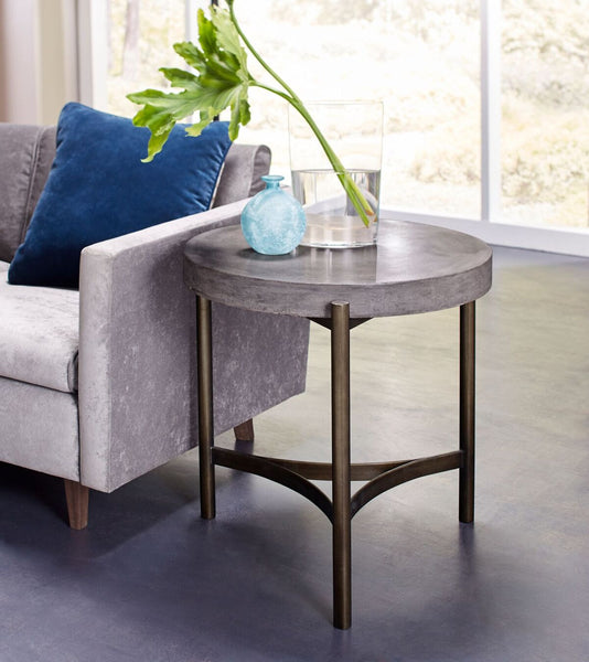 Lyon End Table - Skylar's Home and Patio