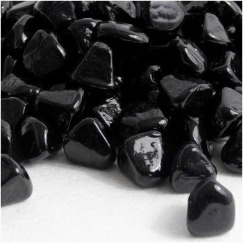 Black Diamond Zircon Fire Glass