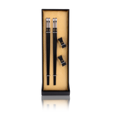 Luxury Chopsticks Set. Our chopsticks are luxurious, reusable and safe to use. Packed in a beautiful set, our designs are modern, traditional and elegant. Cutting Corners - LuxSticks