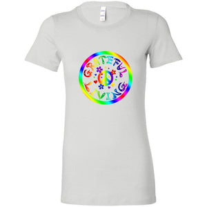 GRATEFUL LIVING T-Shirt! An Attitude of Gratitude - Manifesting Your Dreams! - FabulousLife