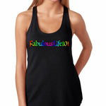 Fabulous Life 101 - Women's Ideal Racerback Tank - FabulousLife