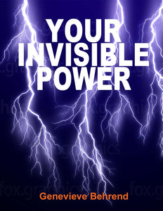 """YOUR INVISIBLE POWER"" by Genevieve Behrend-Classic Ebook! - FabulousLife"