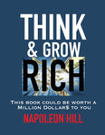 """THINK AND GROW RICH"" Napoleon Hill Ebook - FabulousLife"